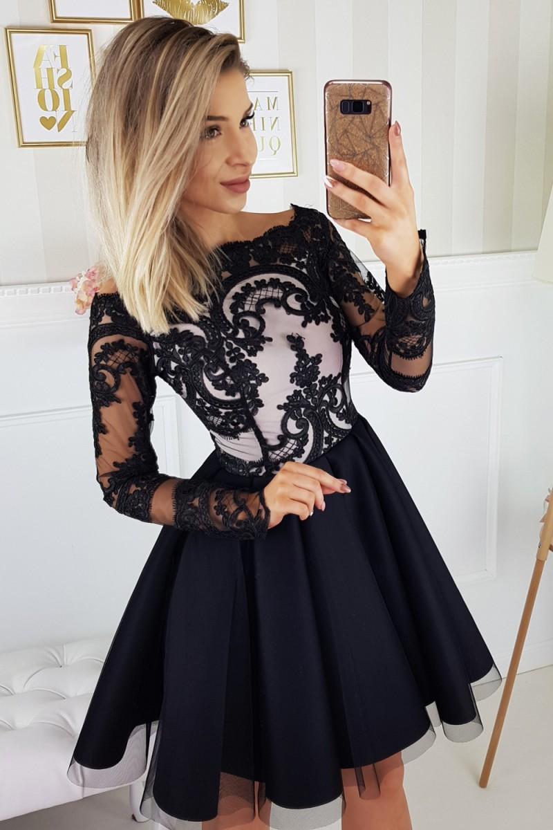 abd8fcc28afa Krátké šaty Tamara černé