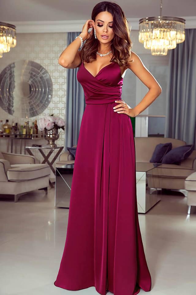 Dlouhé společenské šaty LISA  39a68a52d4